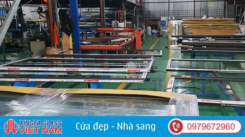 Nhà Máy Sản Xuất Cửa Nhôm Xingfa Chuyên Nghiệp Xingfa Glass
