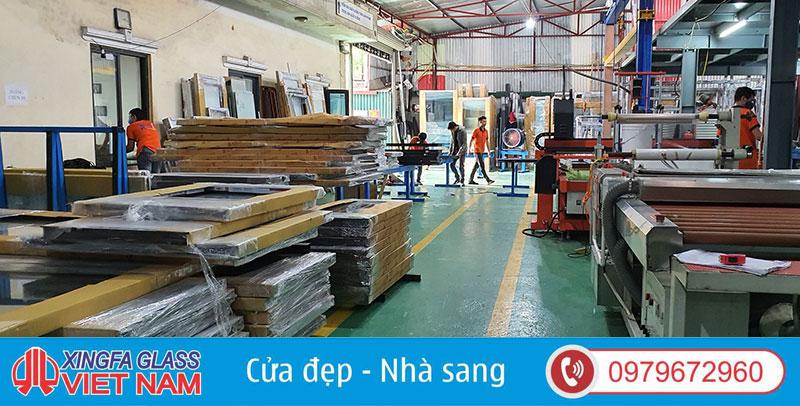 Nhà Máy Sản Xuất Cửa Nhôm Xingfa - Xingfa Glass