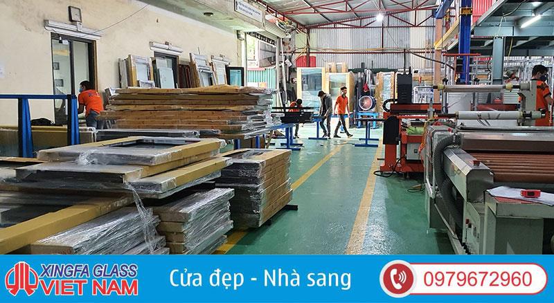 Nhà Máy Sản Xuất Cửa Nhôm Xingfa Nhập Khẩu Chính Hãng