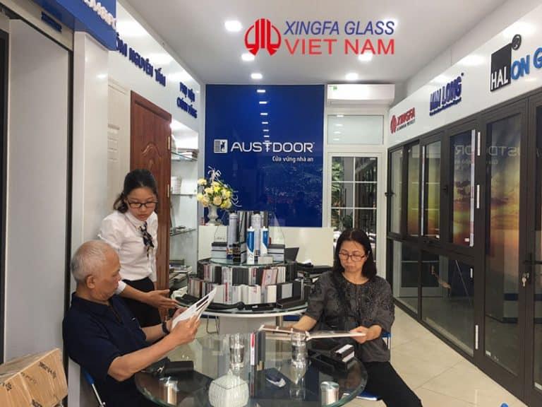 Đại lý cửa nhôm Xingfa nhập khẩu chính hãng tại Việt Nam
