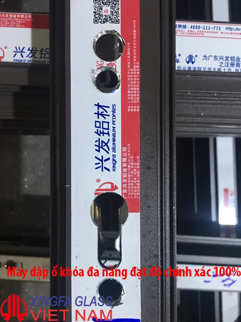 Kỹ thuật dập hệ thống khóa đạt độ chính xác chuẩn 100% bằng máy dập chuyên dụng